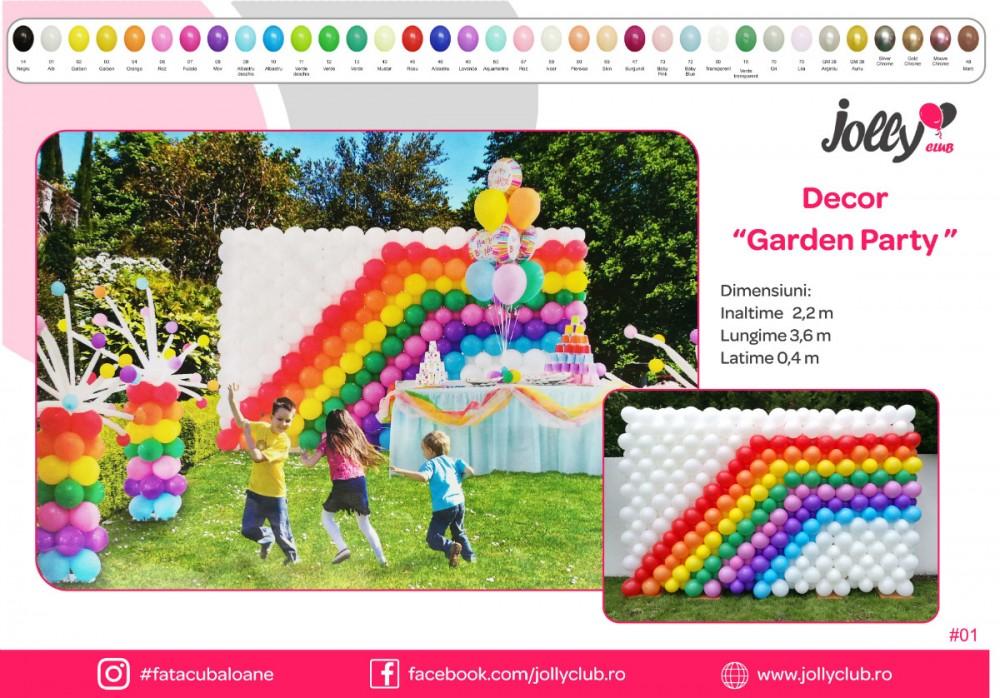 01 Decor Garden Party