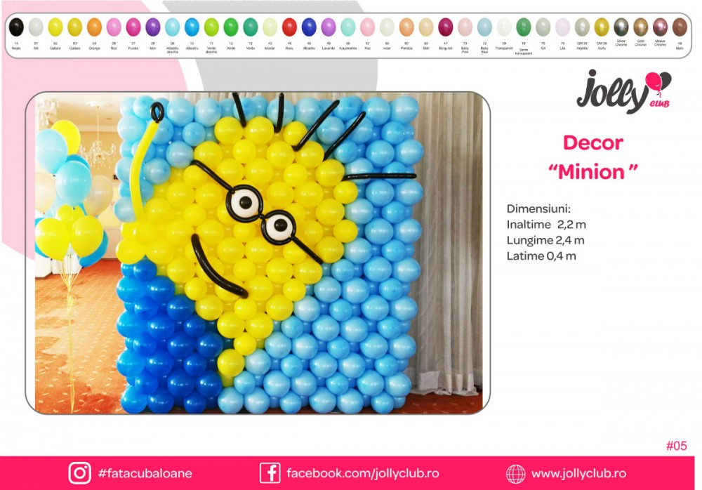 05 Decor Minion