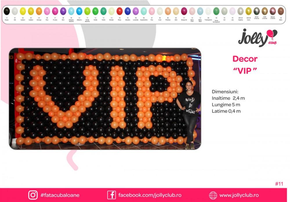 11 Decor VIP